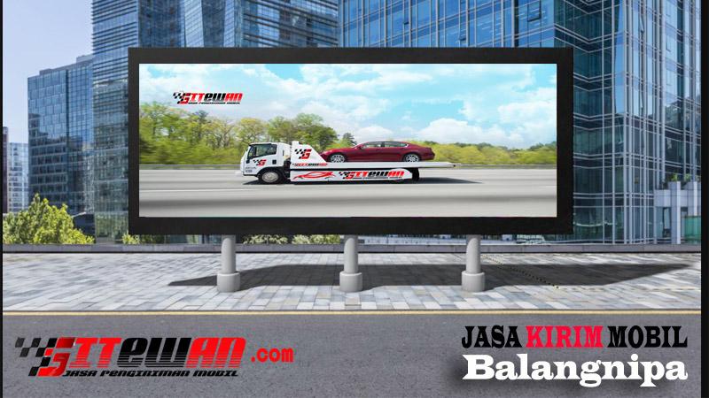 Jasa Kirim Mobil Balangnipa