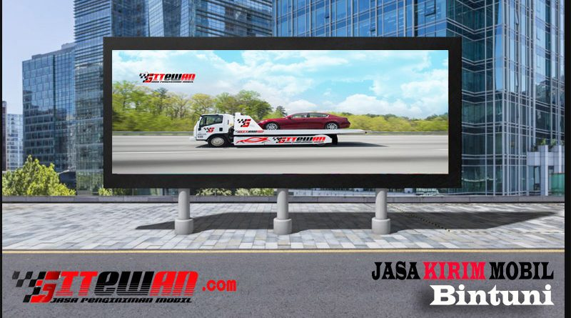 Jasa Kirim Mobil Bintuni