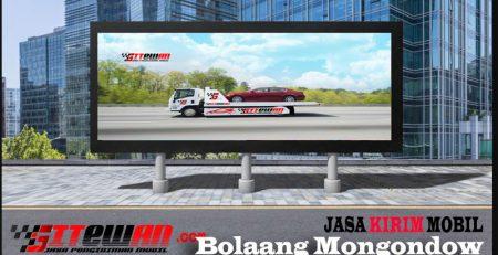 Jasa Kirim Mobil Bolaang Mongondow