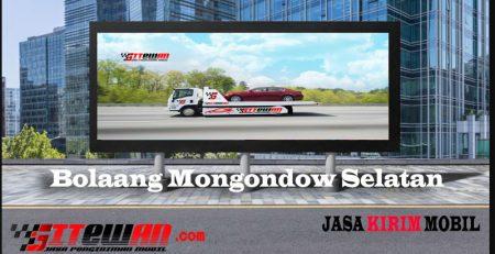 Jasa Kirim Mobil Bolaang Mongondow Selatan