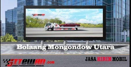 Jasa Kirim Mobil Bolaang Mongondow Utara