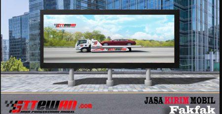 Jasa Kirim Mobil Fakfak