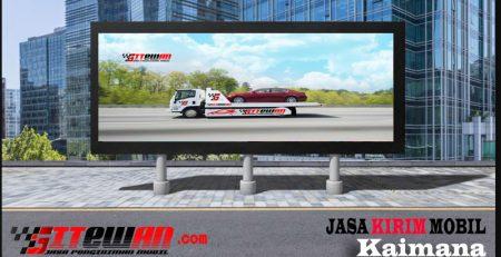 Jasa Kirim Mobil Kaimana