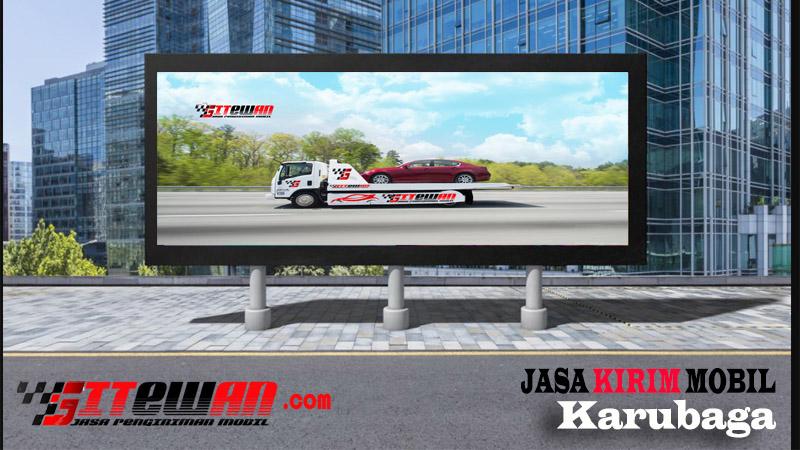 Jasa Kirim Mobil Karubaga