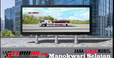Jasa Kirim Mobil Manokwari Selatan