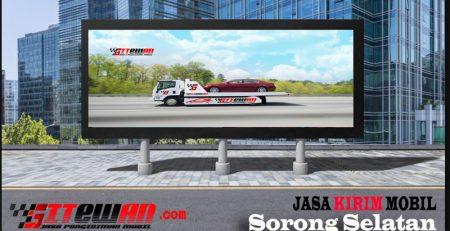 Jasa Kirim Mobil Sorong Selatan