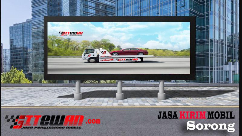Jasa Kirim Mobil Sorong