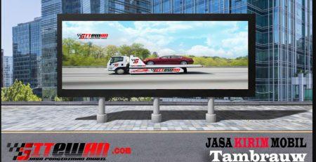 Jasa Kirim Mobil Tambrauw