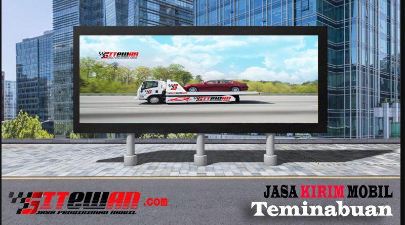 Jasa Kirim Mobil Teminabuan