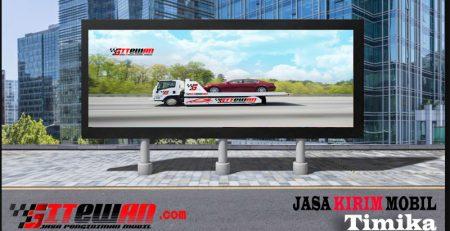 Jasa Kirim Mobil Timika