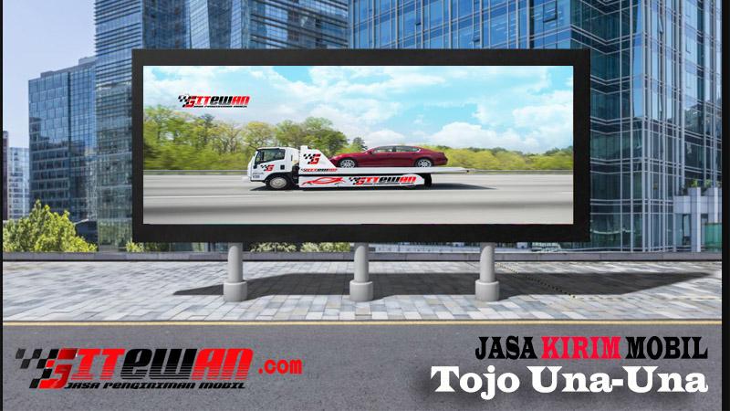 Jasa Kirim Mobil Tojo Una Una