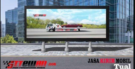 Jasa Kirim Mobil Tual